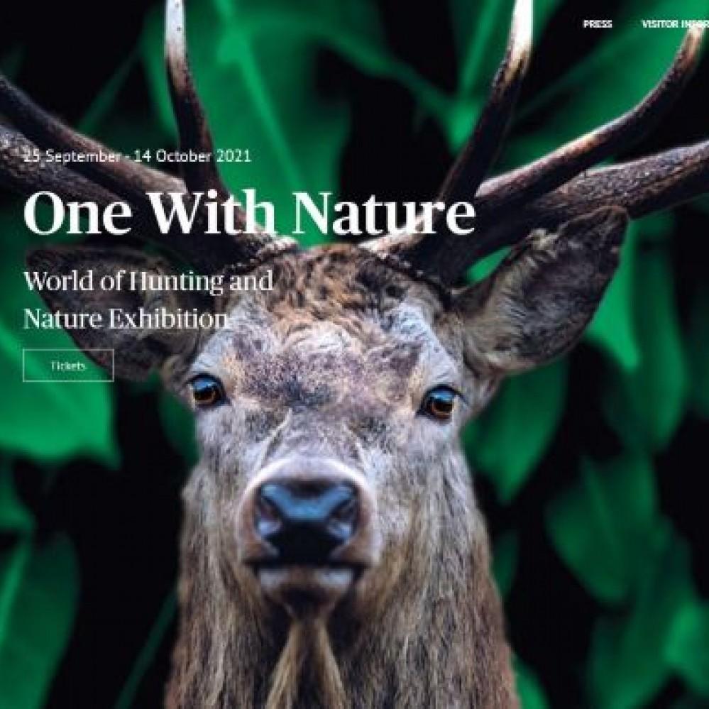 Mednarodna razstava »One with nature« v Budimpešti